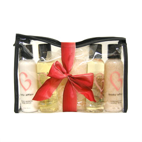 Body Affair 5 Piece Gift Set