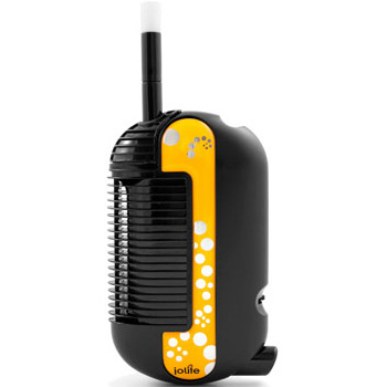 Iolite Portable Vaporizer - Yellow